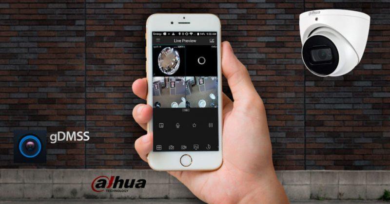 gDMSS-App-Dahua